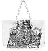 Edmund Pendleton Gaines Weekender Tote Bag