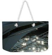 Edna's Bow Lights Weekender Tote Bag