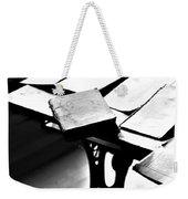 Education Station Weekender Tote Bag