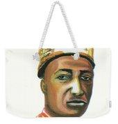 Edward Frederick Mutesa II Weekender Tote Bag