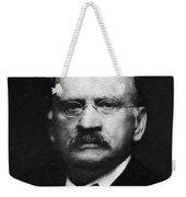 Edward W. Morley 1907 Nobel Prize Weekender Tote Bag