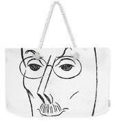 Edwin Arlington Robinson Weekender Tote Bag