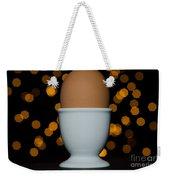 Egg Weekender Tote Bag