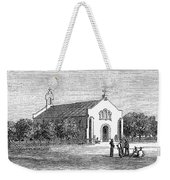 Egypt: El Guisr Church, 1869 Weekender Tote Bag