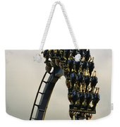 Egypt-montu Rollercoaster At Busch Weekender Tote Bag