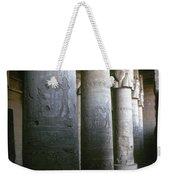 Egypt: Temple Of Hathor Weekender Tote Bag