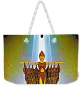 Egyptian Princess Weekender Tote Bag
