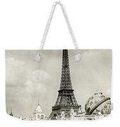 Eiffel Tower, 1900 Weekender Tote Bag
