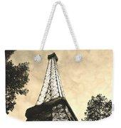 Eiffel Tower At Dusk Weekender Tote Bag
