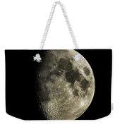 Eight-day-old Moon Weekender Tote Bag