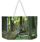 Eight Point And Fawn_9532_4367 Weekender Tote Bag