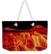 Eistla Regio Of Venus Weekender Tote Bag