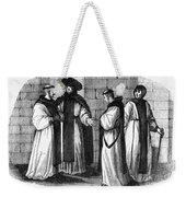 El Escorial: Hieronymites Weekender Tote Bag