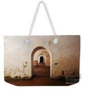 El Morro Fort Barracks Arched Doorways San Juan Puerto Rico Prints Weekender Tote Bag