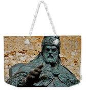 El Papa Luna ... Weekender Tote Bag