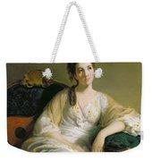 Eleanor Francis Grant - Of Arndilly Weekender Tote Bag