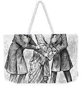 Election Cartoon, 1876 Weekender Tote Bag by Granger