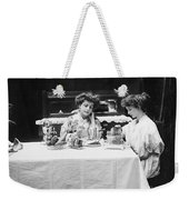 Electric Cookware, 1908 Weekender Tote Bag
