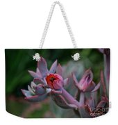 Electric Glo Blossom Weekender Tote Bag