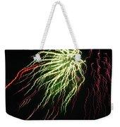 Electric Jellyfish Weekender Tote Bag