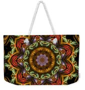 Electric Mandala 2 Weekender Tote Bag