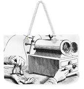 Electrical Device, 1876 Weekender Tote Bag