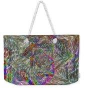Electrified 3 Weekender Tote Bag