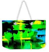 Electromagnetic Field Weekender Tote Bag