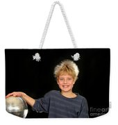 Electrostatic Generator Weekender Tote Bag