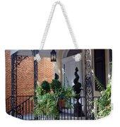 Elegant Entrance Weekender Tote Bag