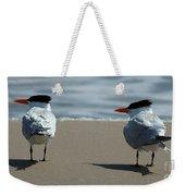 Elegant Tern Weekender Tote Bag