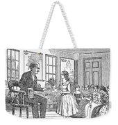 Elementary School, C1830 Weekender Tote Bag