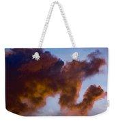 Elephant Cloud Weekender Tote Bag