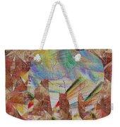Elephant II Weekender Tote Bag