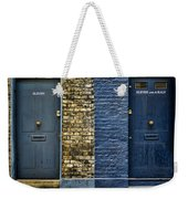 Eleven And A Half Weekender Tote Bag