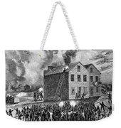 Elijah Parish Lovejoy Weekender Tote Bag by Granger