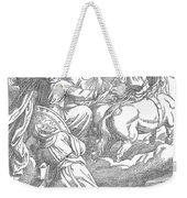 Elijahs Ascent To Heaven Weekender Tote Bag