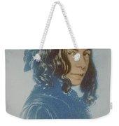 Elizabeth Barrett Browning, English Poet Weekender Tote Bag