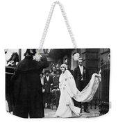 Elizabeth Bowes-lyon Weekender Tote Bag