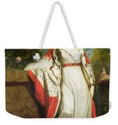 Elizabeth Gunning - Duchess Of Hamilton And Duchess Of Argyll Weekender Tote Bag