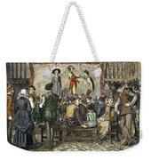 Elizabethan Theatre Weekender Tote Bag