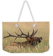 Elk Bugle Weekender Tote Bag