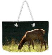 Elk Calf Weekender Tote Bag