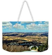 Elk Mountain Ski Resort Weekender Tote Bag