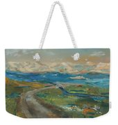 Elkhorn Slough Weekender Tote Bag