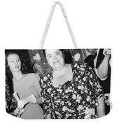 Elsa Maxwell (1883-1963) Weekender Tote Bag