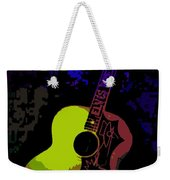 Elvis Gibson J200 Guitar Weekender Tote Bag