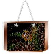 Elwha Leaf Weekender Tote Bag