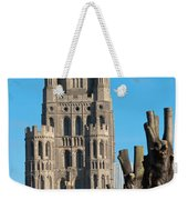 Ely Cathedral Weekender Tote Bag