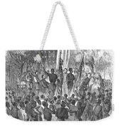 Emancipation, 1863 Weekender Tote Bag by Granger